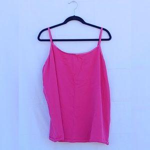 Pink Stretch Cami